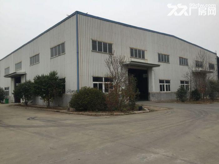 2800平米厂房,厂区内环境优美-图(5)