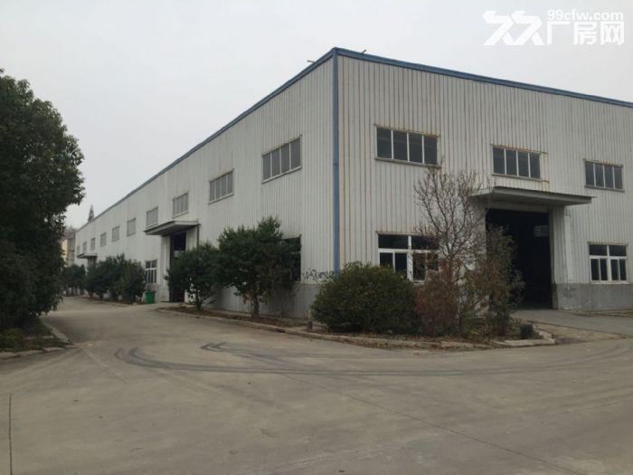 2800平米厂房,厂区内环境优美-图(4)