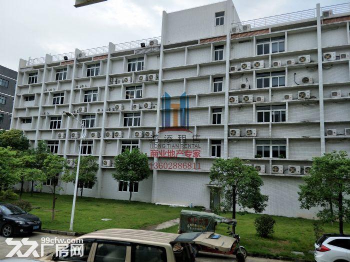 科学城800方−3000方标准厂房招租-图(1)