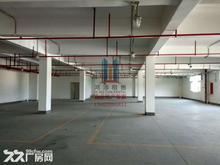 科学城800方−3000方标准厂房招租-图(2)
