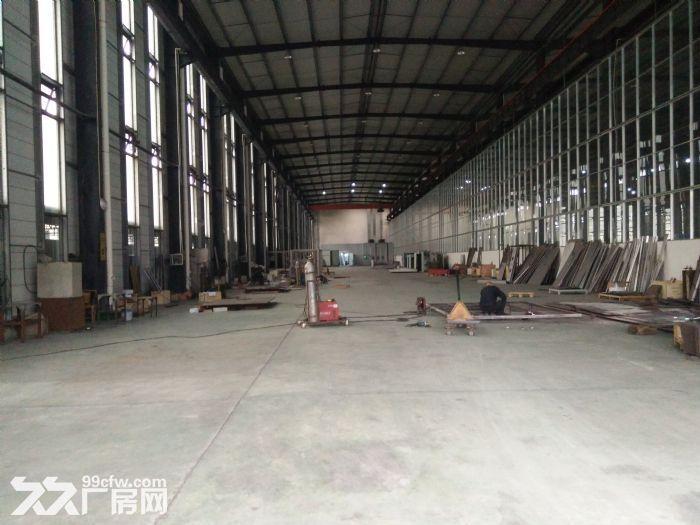 双流西航港工业园空港2路2000平米带空坝厂房出租-图(2)