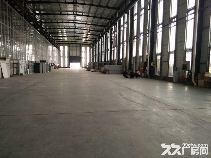 双流西航港工业园空港2路2000平米带空坝厂房出租-图(3)