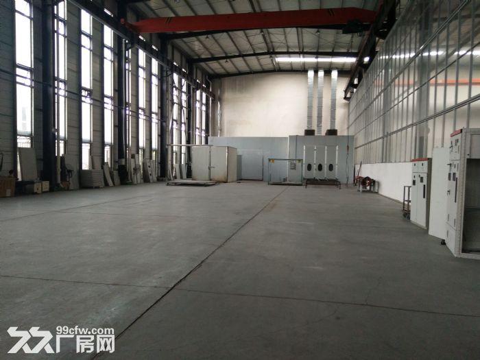 双流西航港工业园空港2路2000平米带空坝厂房出租-图(5)