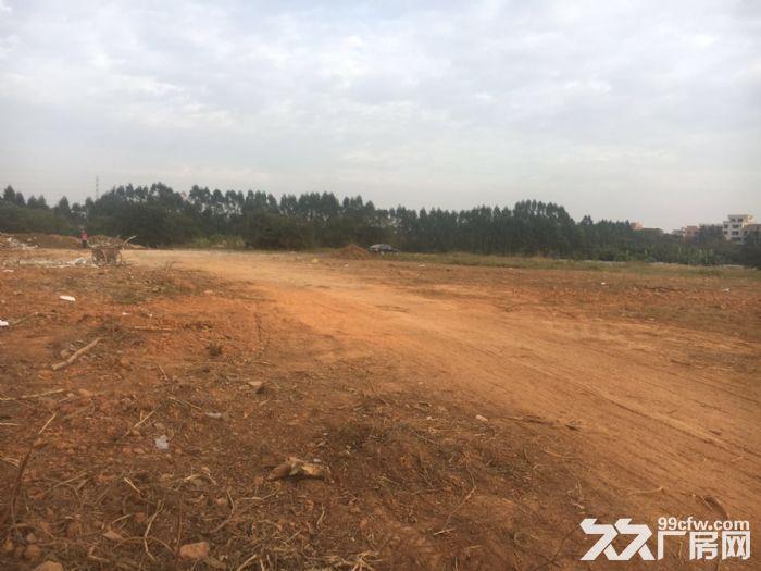 番禺蔡边村2万方土地出租、靠近动漫产业园、交通方便-图(1)