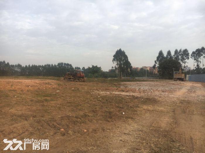 番禺蔡边村2万方土地出租、靠近动漫产业园、交通方便-图(3)