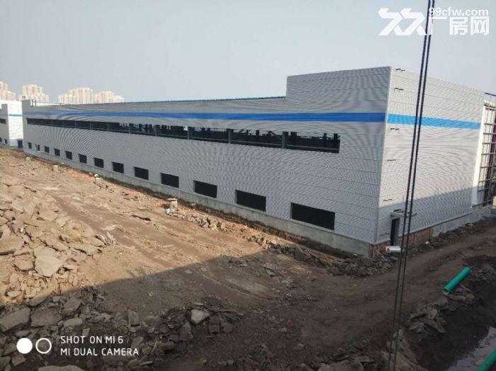 《轻钢平层独栋厂房》《2000至8000平米》准现房-图(2)