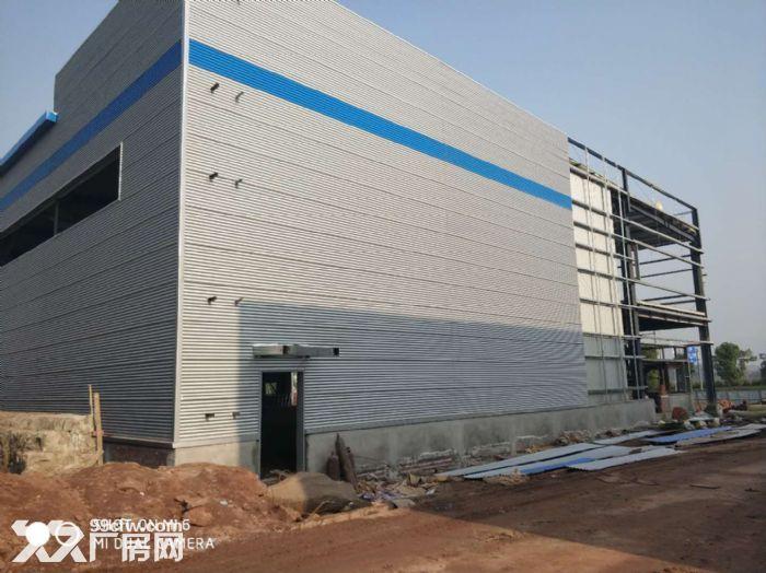 《轻钢平层独栋厂房》《2000至8000平米》准现房-图(3)