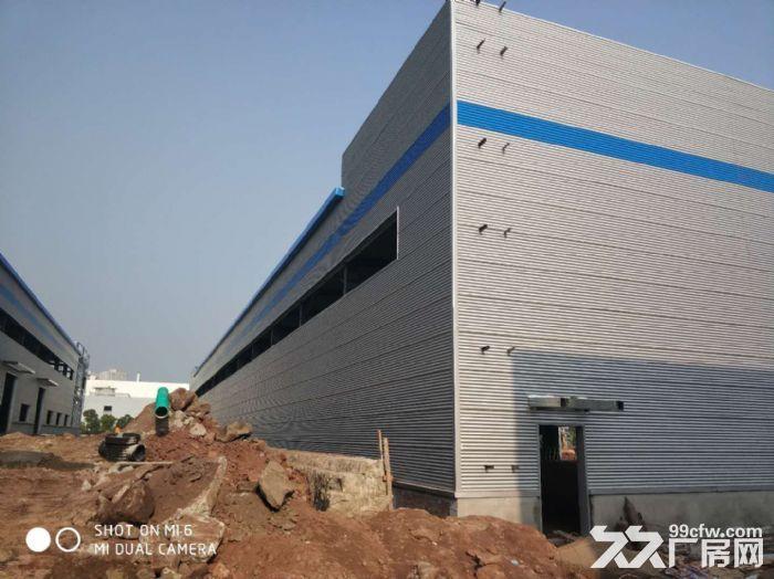《轻钢平层独栋厂房》《2000至8000平米》准现房-图(4)