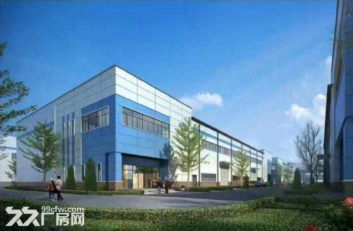 《轻钢平层独栋厂房》《2000至8000平米》准现房-图(5)
