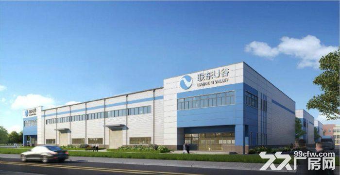 《轻钢平层独栋厂房》《2000至8000平米》准现房-图(6)