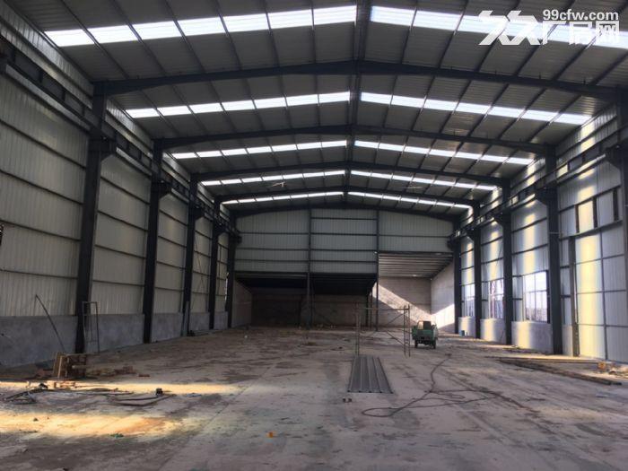 张店区科技工业园以北建设用地全新厂房出租或转让,可单租-图(2)