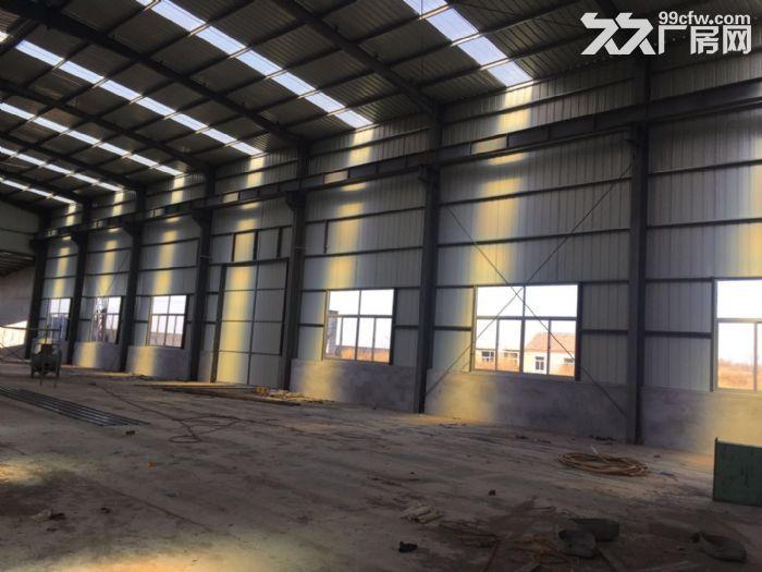 张店区科技工业园以北建设用地全新厂房出租或转让,可单租-图(3)