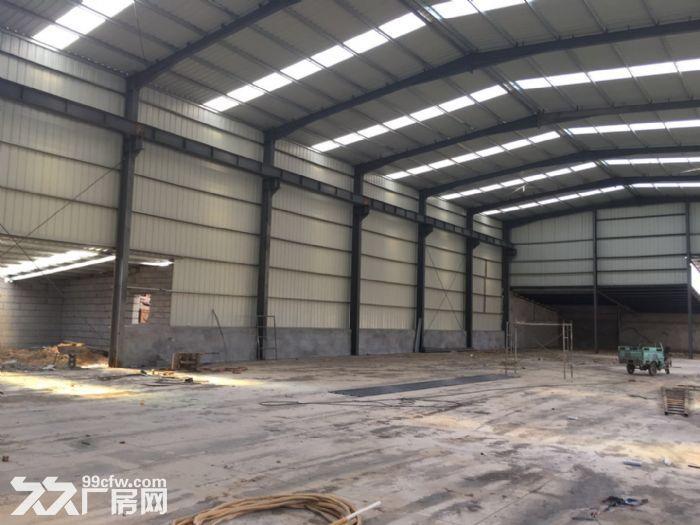 张店区科技工业园以北建设用地全新厂房出租或转让,可单租-图(4)