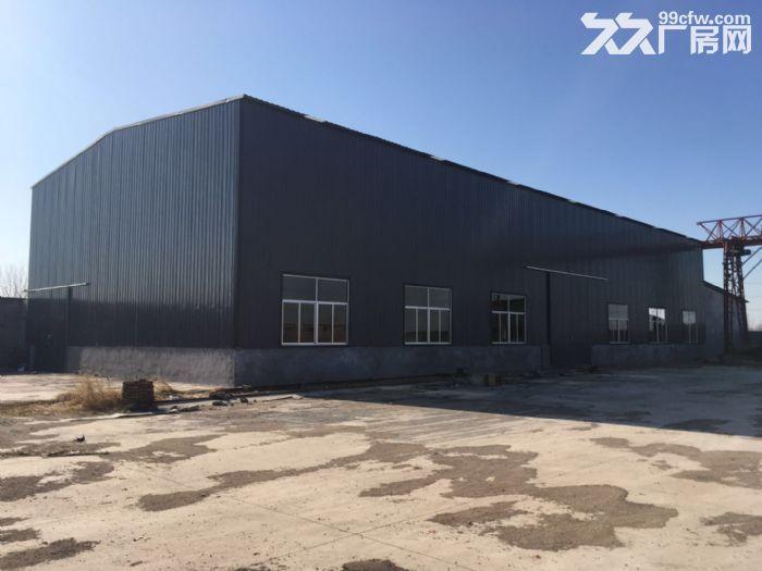 张店区科技工业园以北建设用地全新厂房出租或转让,可单租-图(5)