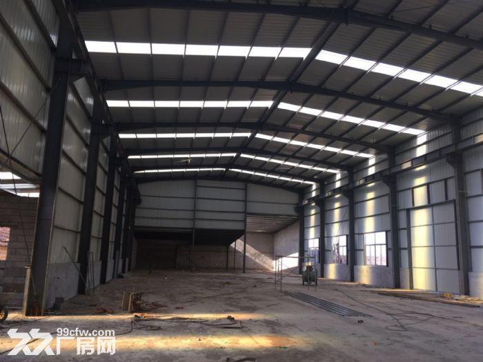 张店区科技工业园以北建设用地全新厂房出租或转让,可单租-图(6)