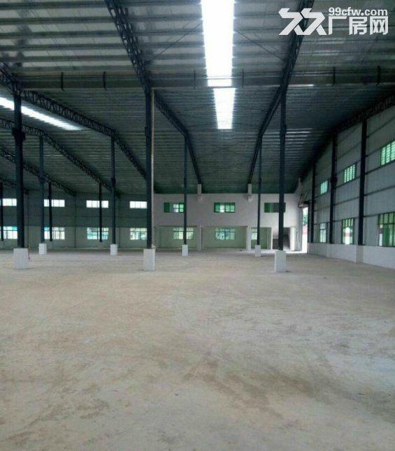 火炬东利市场附近钢构2200平水电齐全厂房招租-图(3)