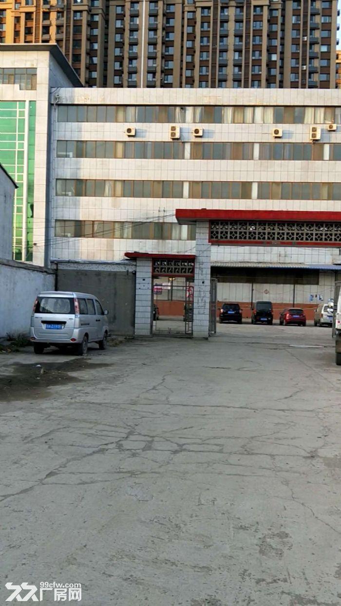 大、小面积高标仓库、厂房、带办公出租-图(8)