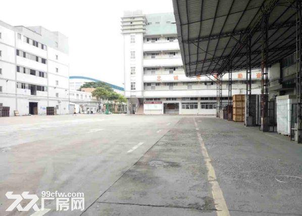 小榄埒西一标准独院厂房3500平方出租空地超大-图(2)