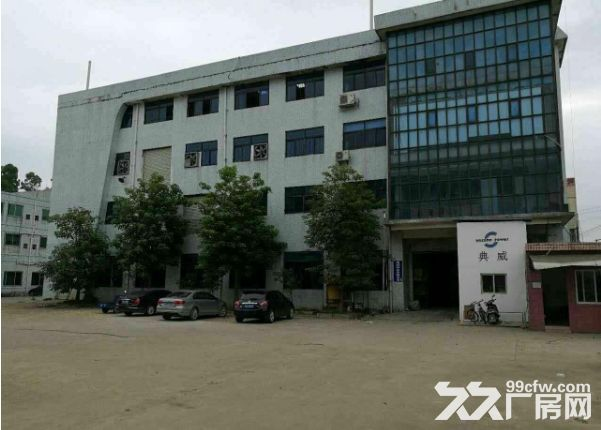 东升高沙社区经典小独院厂房2800平方出租-图(1)