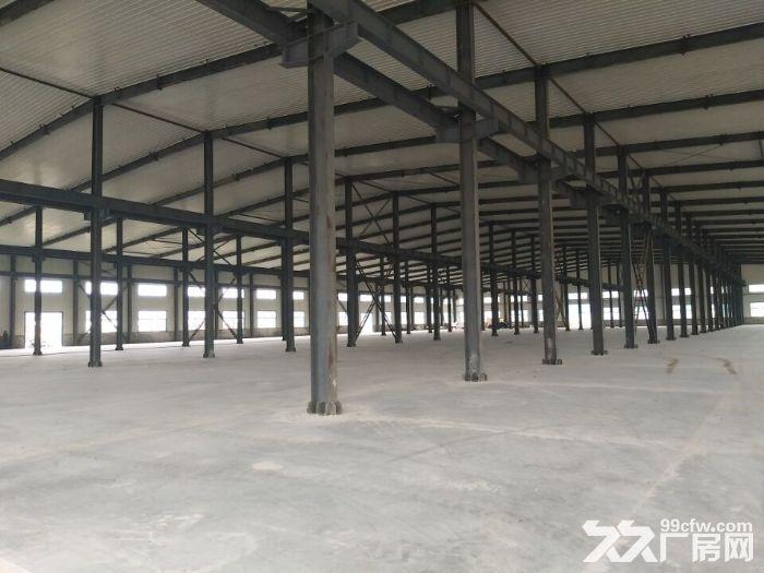 苏家屯汽车零部件产业园厂房17200平,有办公楼出租。厂房分为两栋,每栋8600-图(1)
