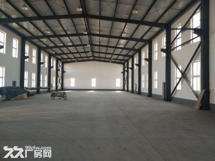 苏家屯四环外厂房2570平1370平,办公510平出租。占地20亩,厂房砖混结构-图(2)