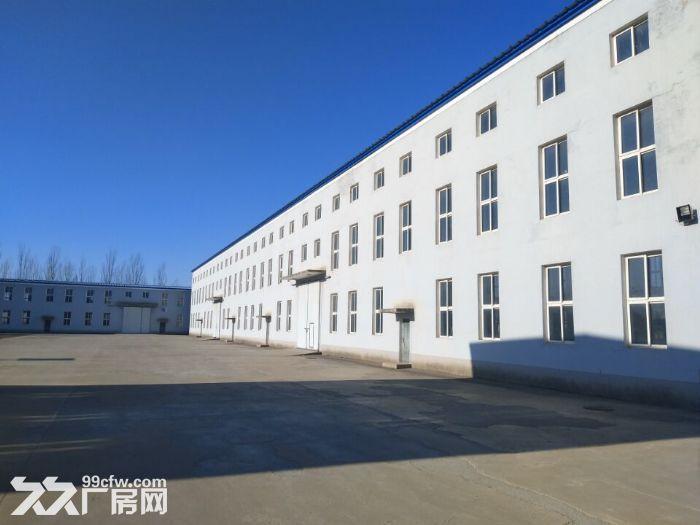 苏家屯四环外厂房2570平1370平,办公510平出租。占地20亩,厂房砖混结构-图(3)