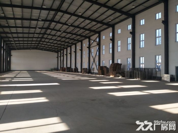 苏家屯四环外厂房2570平1370平,办公510平出租。占地20亩,厂房砖混结构-图(7)