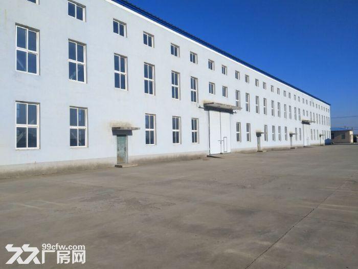 苏家屯四环外厂房2570平1370平,办公510平出租。占地20亩,厂房砖混结构-图(8)