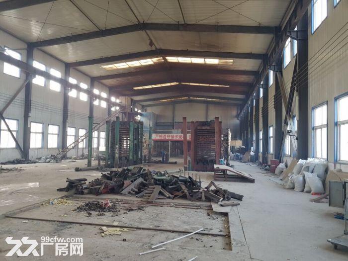铁西开发区厂房1700平出租,厂房彩钢结构,举架9米,有吊车梁,动力电250千瓦-图(2)