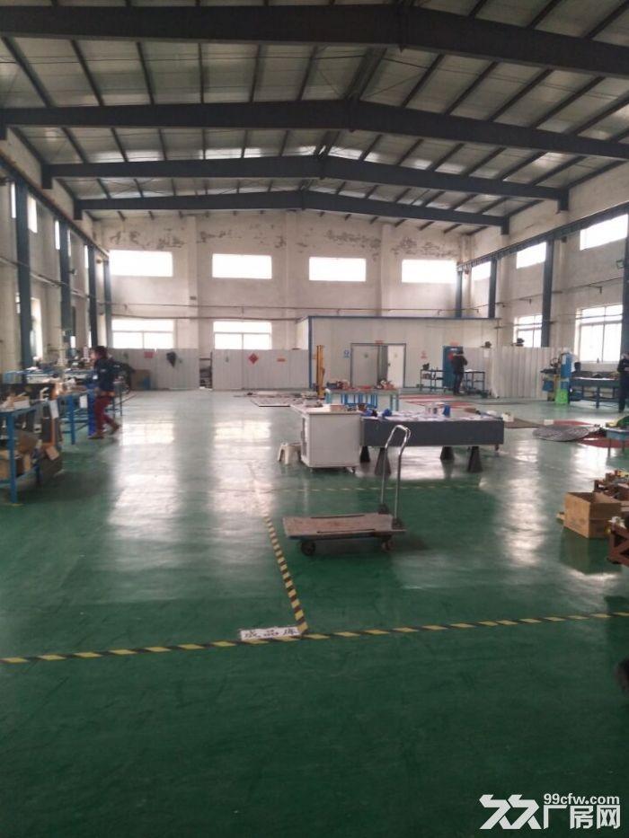 铁西开发区厂房800平出租,内有办公有装修,厂房砖混结构,举架8.9米,动力电8-图(1)