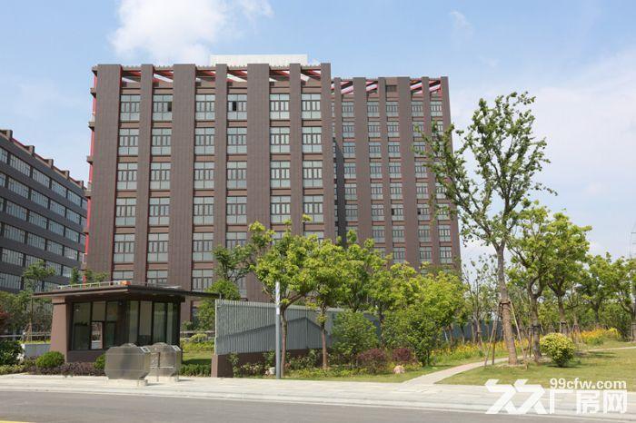 欢迎中介合作,园区整层1500平研发楼出租,可环评-图(1)