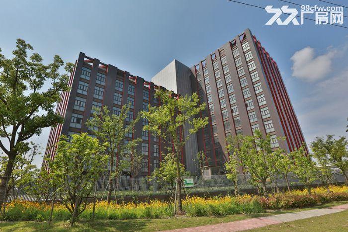 欢迎中介合作,园区整层1500平研发楼出租,可环评-图(2)