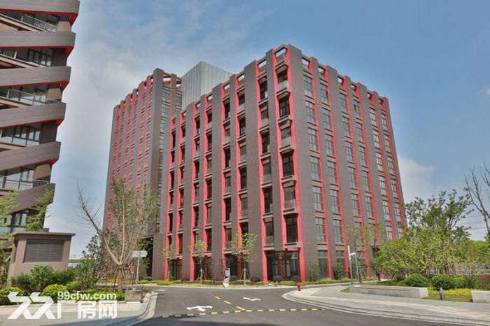 欢迎中介合作,园区整层1500平研发楼出租,可环评-图(3)