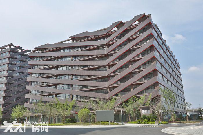 欢迎中介合作,园区整层1500平研发楼出租,可环评-图(4)