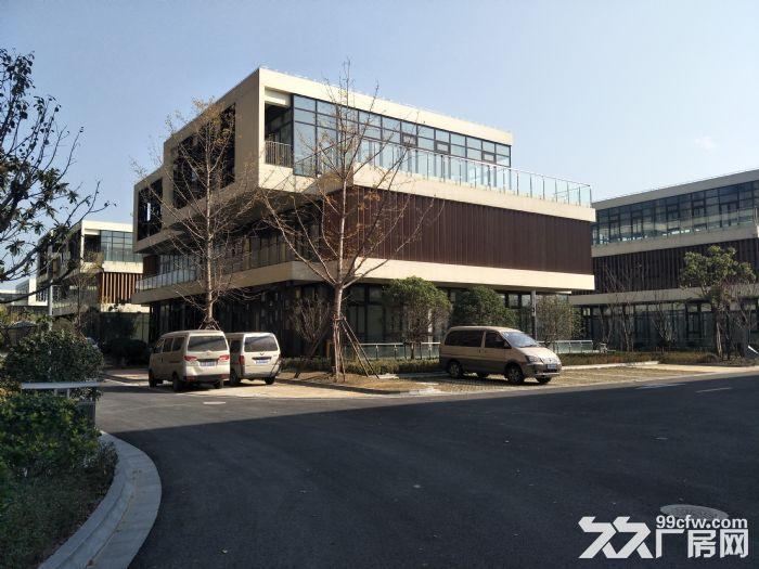 欢迎中介合作,园区整层1500平研发楼出租,可环评-图(6)