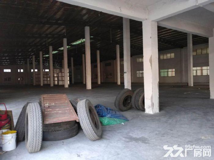 出租大岭山18000方钢结构厂房独门独院可做仓库物流中心-图(1)