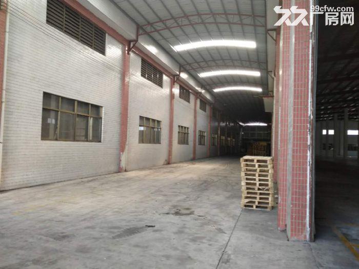 出租大岭山18000方钢结构厂房独门独院可做仓库物流中心-图(4)
