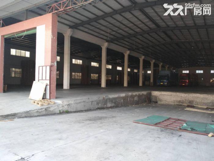 出租大岭山18000方钢结构厂房独门独院可做仓库物流中心-图(5)