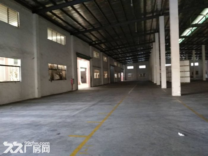 出租大岭山18000方钢结构厂房独门独院可做仓库物流中心-图(6)