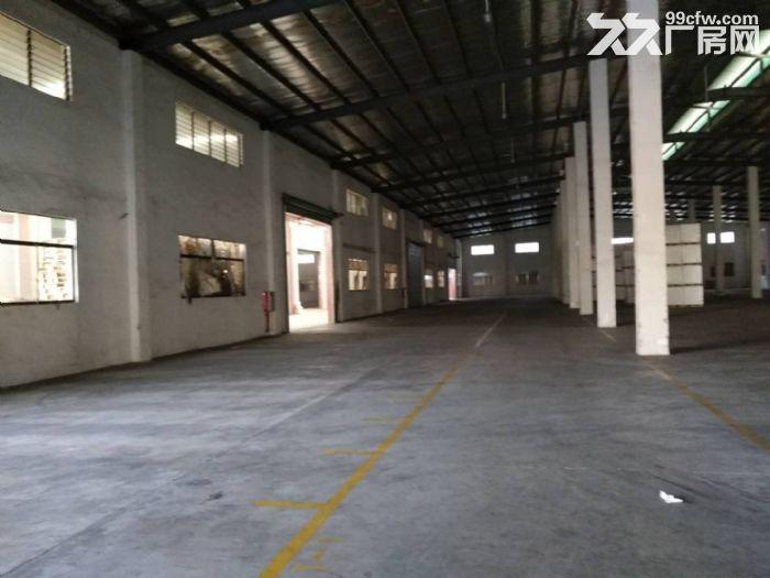 出租长安虎门大岭山厂房独门独院交通便利钢结构-图(6)