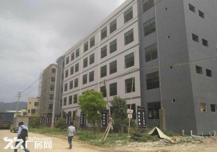 火炬小隐村标准一楼1000平格局方正厂房招租-图(1)