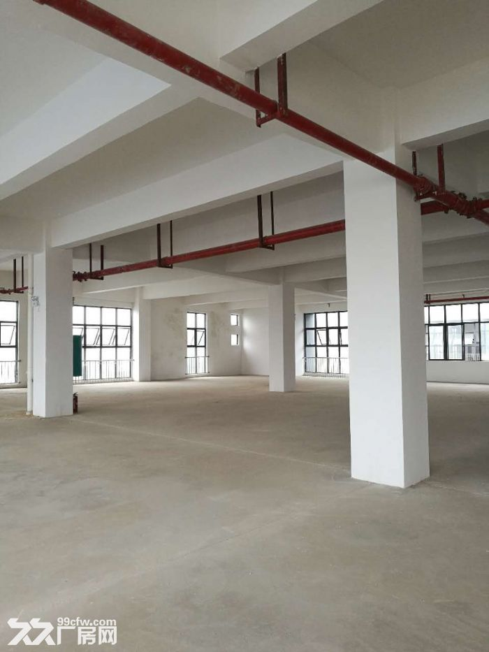 江南经开区金凯路标准食品厂房,独栋一万平带有一楼(仅3千出头)-图(1)
