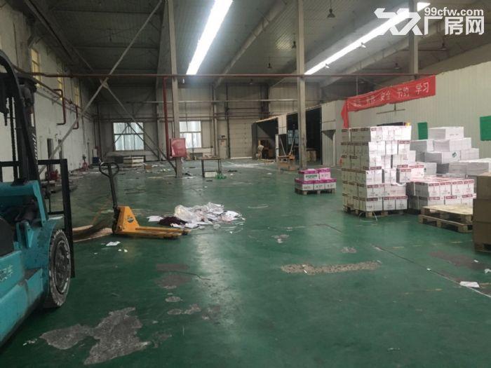 亦庄东区独立厂办一体3700平-图(3)