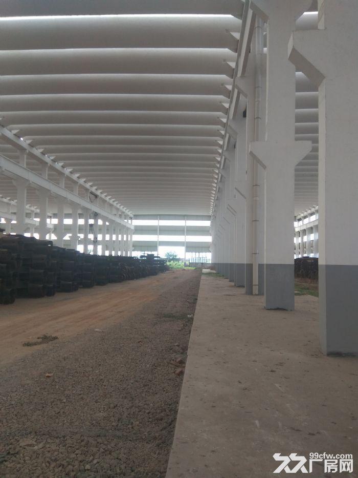 出租江阴申港街道独门独院机械厂房26000平米-图(2)