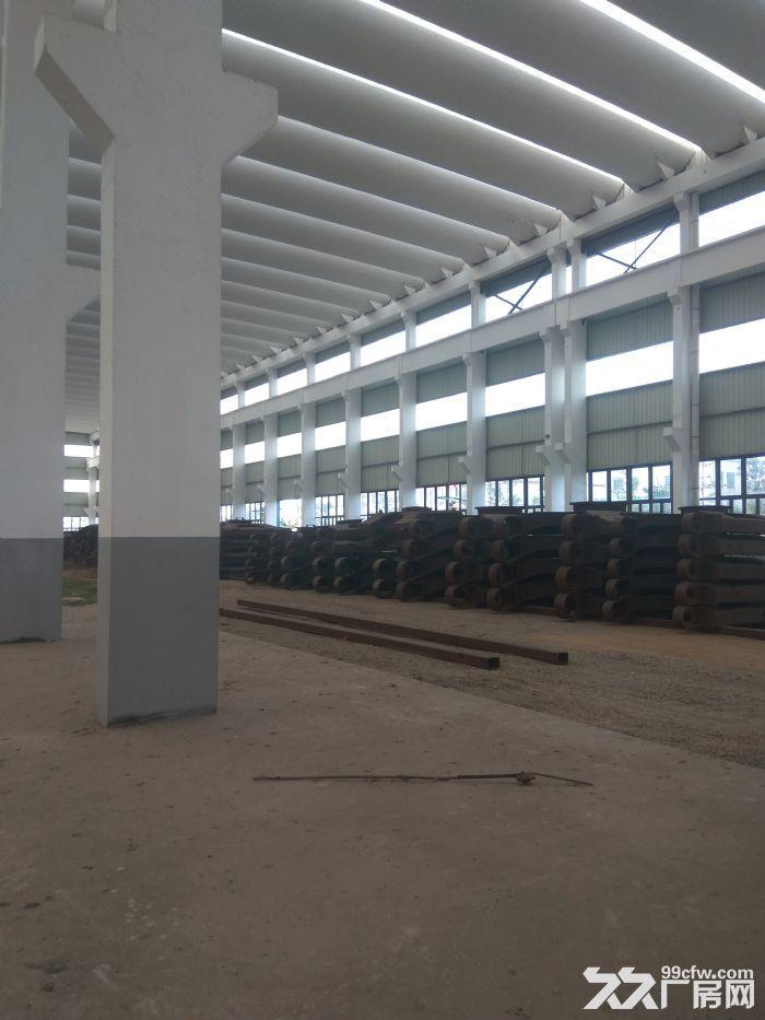 出租江阴申港街道独门独院机械厂房26000平米-图(3)