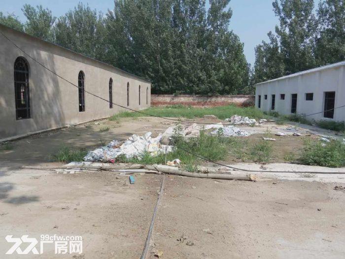 顺义赵全营镇土地90亩,库房10000平,低价出租-图(3)