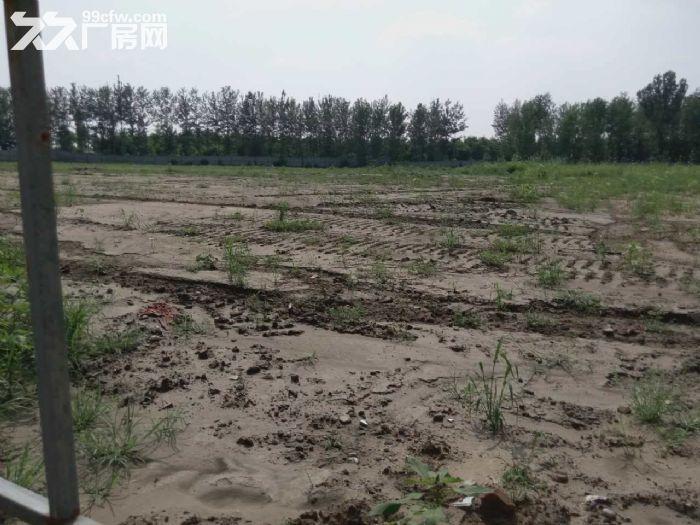 顺义赵全营镇土地90亩,库房10000平,低价出租-图(4)