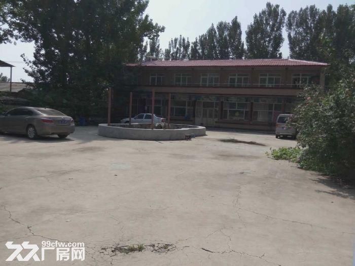顺义赵全营镇土地90亩,库房10000平,低价出租-图(6)