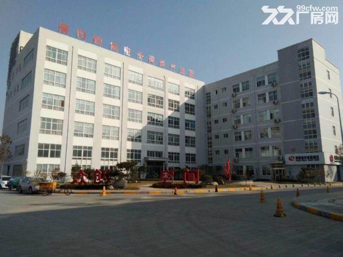 出租濮阳市汽车产业综合商务园部分稀缺-图(6)