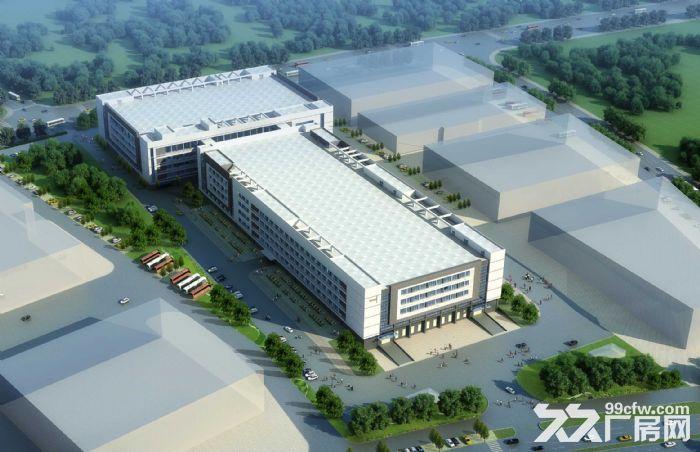 南宁高新区有标准厂房、写字楼出租售(可分割)v-图(1)